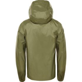 The North Face Zipline Rain Jacket Flickor four leaf clover